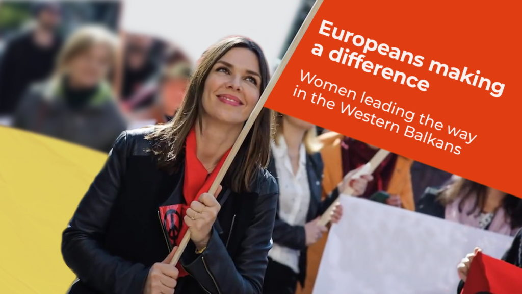 Campagna Europei che fanno la differenza
